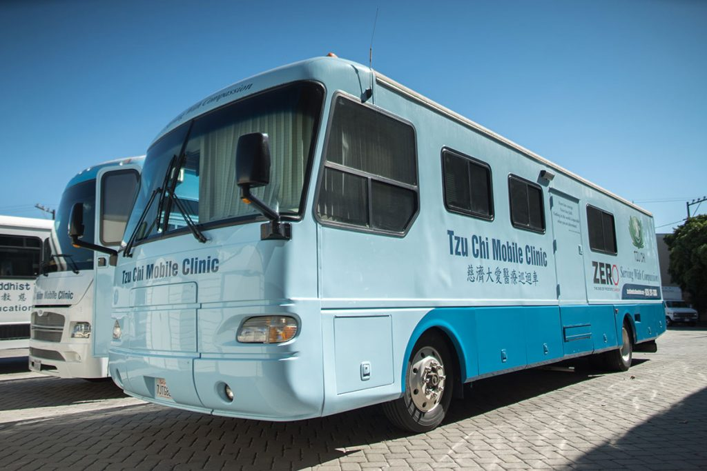 Central California Medical Mobile Clinic – Tzu Chi Medical