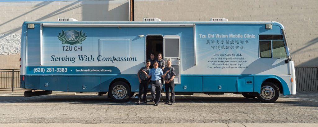 Central California Mobile Clinic – Tzu Chi Medical